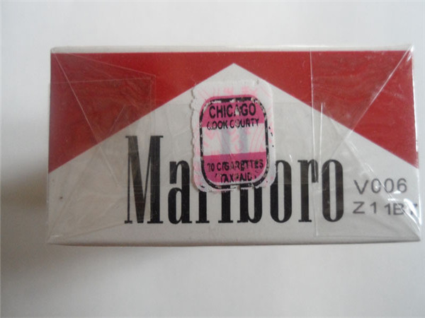 Marlboro Red 100s Cigarettes with Safe Custom 40 Cartons